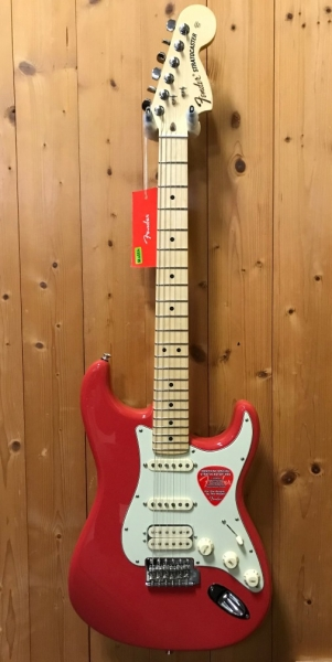 American Special Stratocaster MN HSS - 0115702340