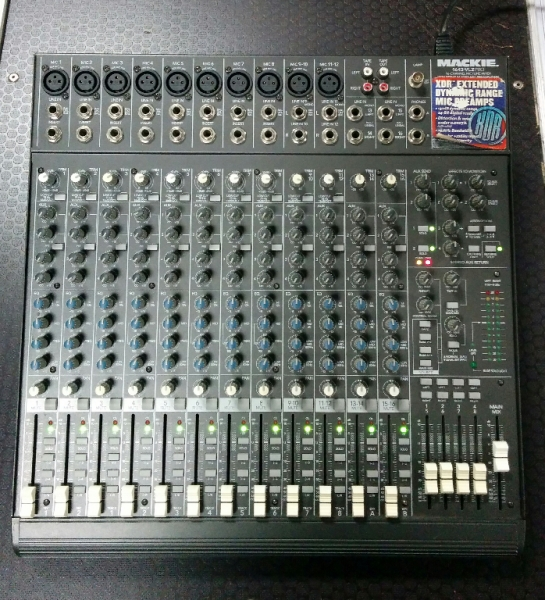 1642 VLZ PRO - Mixer usato, Made in USA